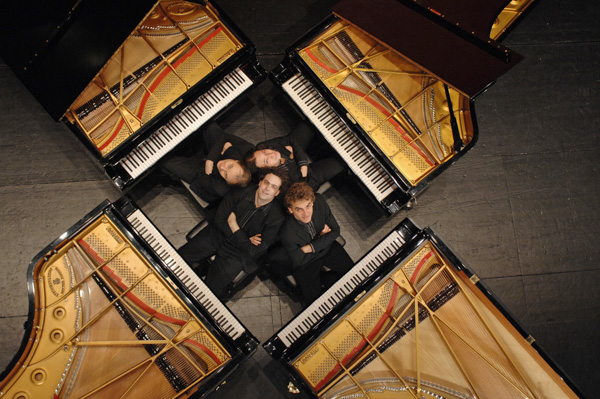 Gershwin Piano Quartett