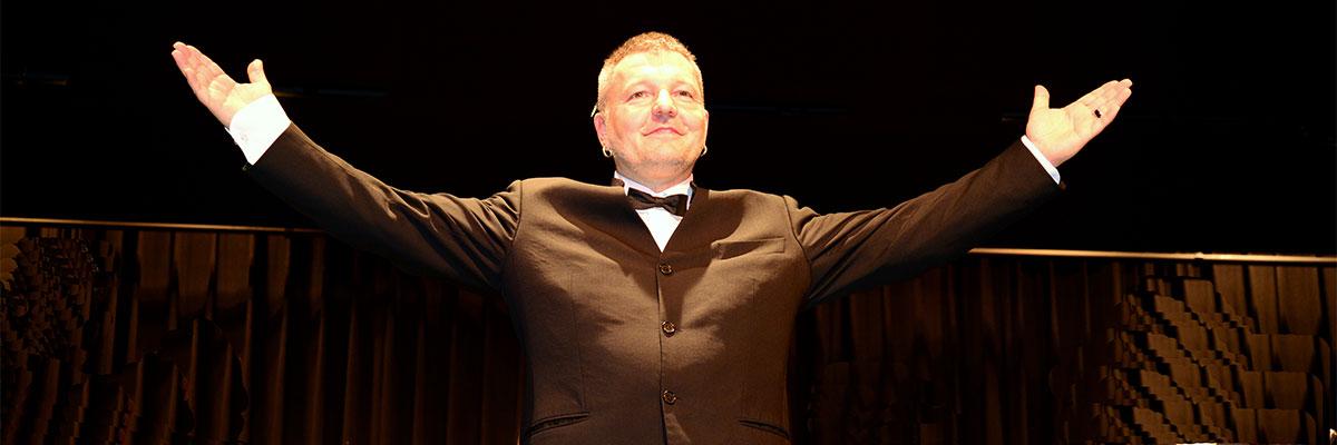 Joerg Dennler Dirigent JUMU und Eintracht Wallisellen