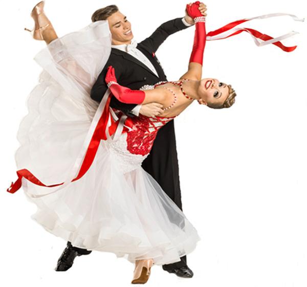 Davide Corrodi und Maja Kucharczyk