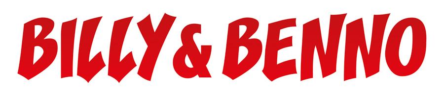 Logo Billy und Benno rot