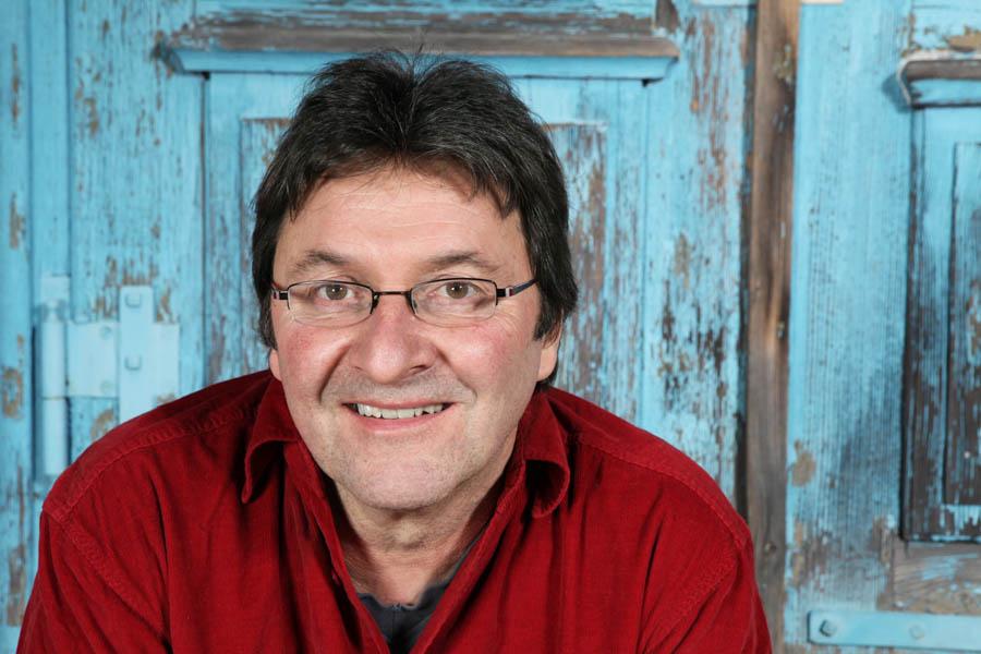 Max Laesser Portrait