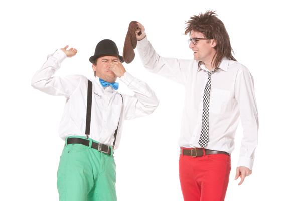 Kinderlieder mit Billy und Benno - stinkende Socke