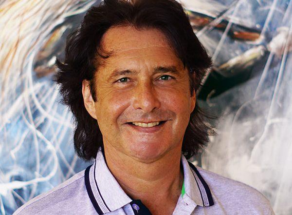 Roland Raphael Portrait