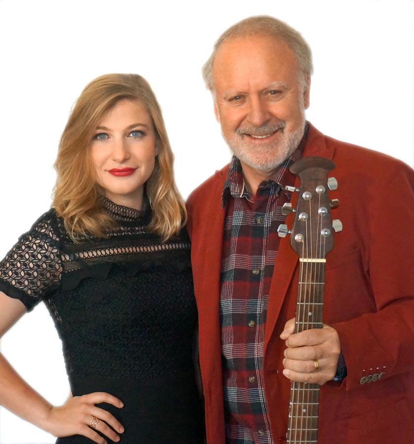 Peter Reber mit Tochter Nina