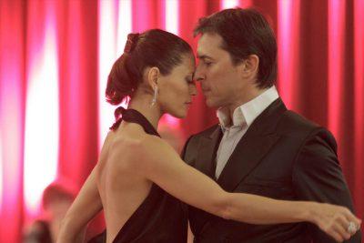 Tango-Tanzpaar Leo y Eugenia