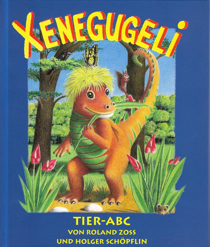 Dino-Cover Xenegugeli