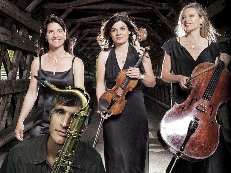 Trio Artemis und Daniel Schnyder